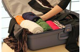 Как сложить вещи в дорожную сумку