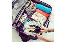 Как собрать чемодан в поездку?