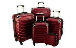 Качественные чемоданы и сумки бренда RGL
