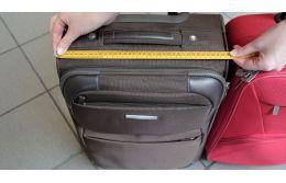 Как правильно измерить чемодан и зачем это нужно
