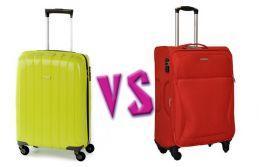 Пластик vs ткань: какой материал чемодана выбрать