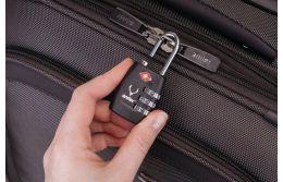 Как изменить код на чемодане