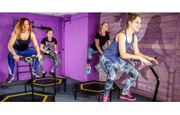 Особенности выбора батута для фитнеса