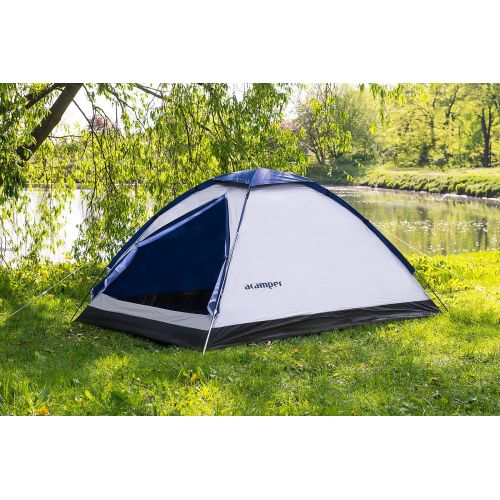 Палатка туристическая Acamper Domepack 2