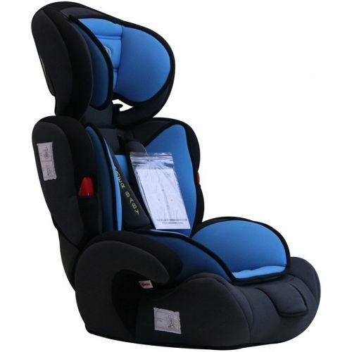 Автокресло Summer Baby Cosmo 9-36 кг голубое