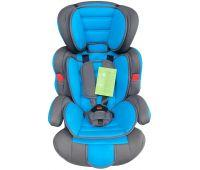 Автокресло Summer Baby Cosmo New 9-36 кг голубое