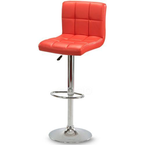 Барный стул Хокер Sofotel Eago Monro красный