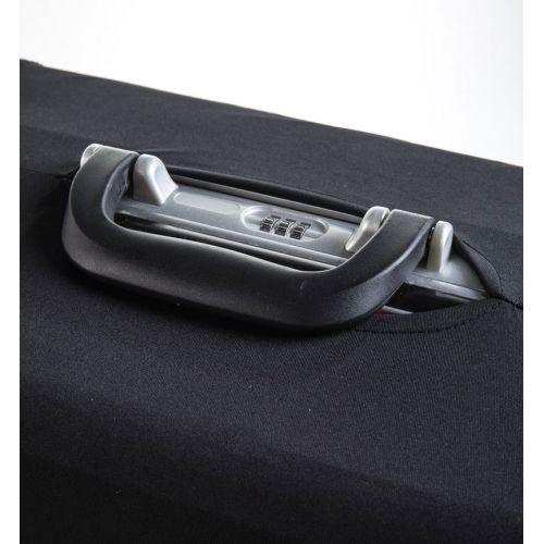 Чехол для чемодана Dorami средний M фиолетовый