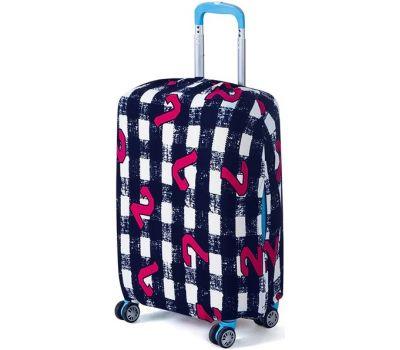Чехол для чемодана Dorami средний M цифры