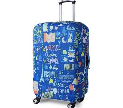 Чехол для чемодана Dorami маленький S Discover