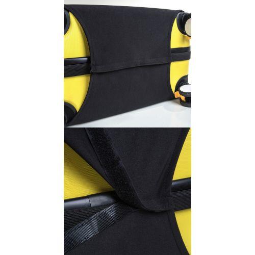 Чехол для чемодана Dorami мини XS красный
