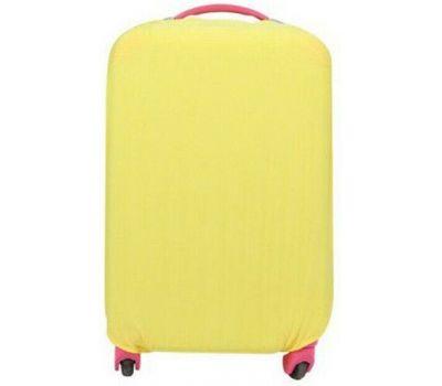 Чехол для чемодана Dorami большой L желтый