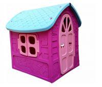 Домик игровой детский пластиковый садовый Mochtoys Dorex 5076