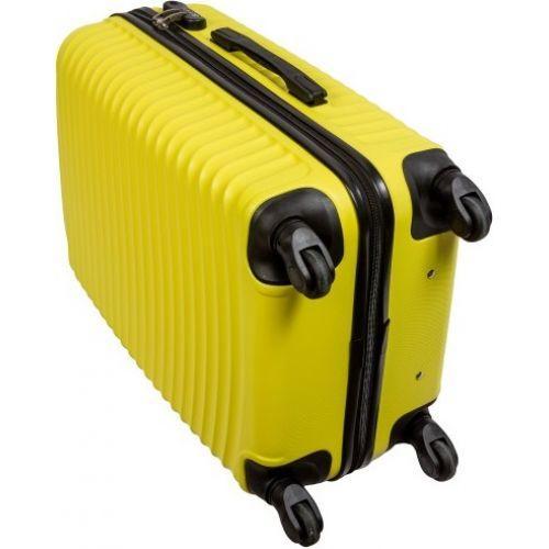 Чемодан Fly 1053 мини ручная кладь желтый