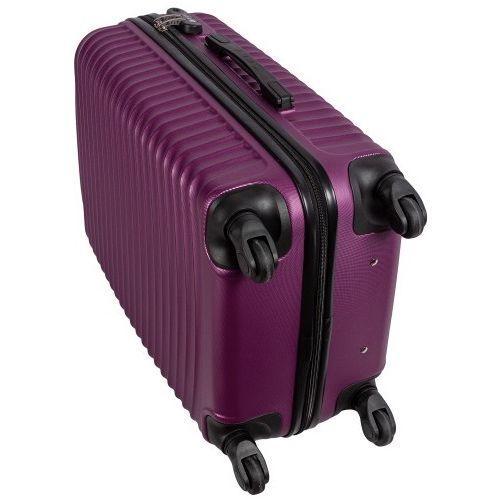 Чемодан Fly 1053 мини ручная кладь фиолетовый