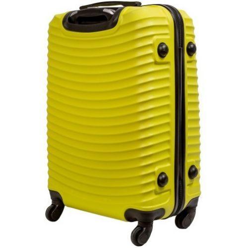Чемодан Fly 1053 большой желтый
