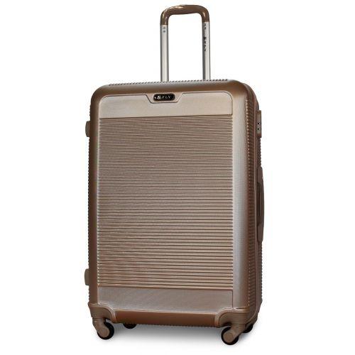 Набор чемоданов Fly 1093K 3 штуки шампань