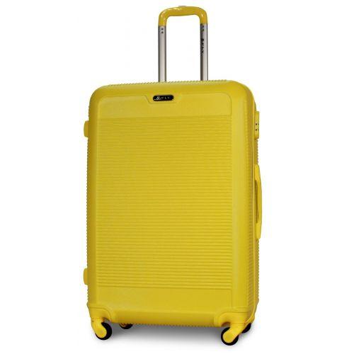 Набор чемоданов Fly 1093K 3 штуки желтый