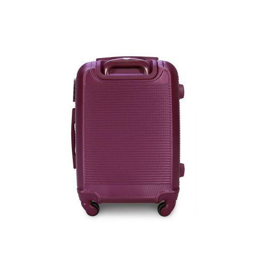 Набор чемоданов Fly 1093K 4 штуки фиолетовый