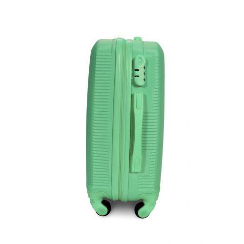 Набор чемоданов Fly 1093K 3 штуки мятный