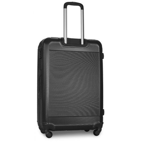 Набор чемоданов Fly 1093K 4 штуки серый
