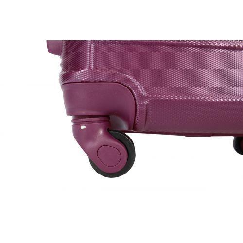 Чемодан Fly 1093K большой фиолетовый