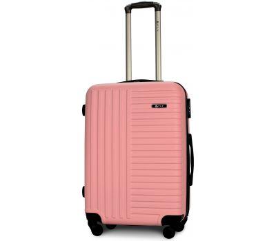 Чемодан Fly 1096 средний светло-розовый
