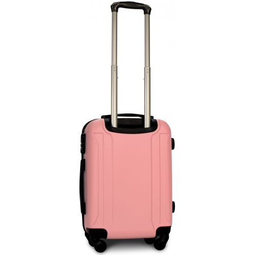 Чемодан Fly 1096 маленький светло-розовый