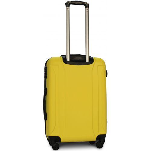 Чемодан Fly 1096 средний желтый