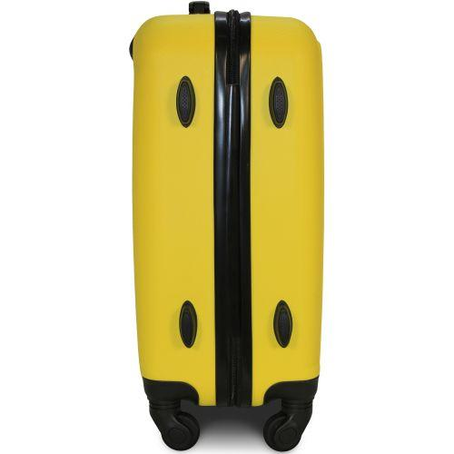 Чемодан Fly 1096 большой желтый