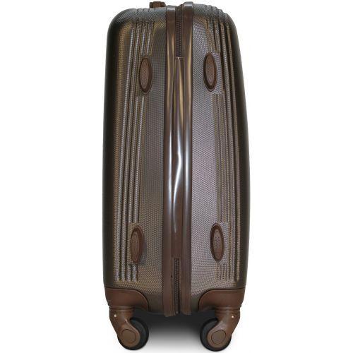 Чемодан Fly 1101 большой коричневый