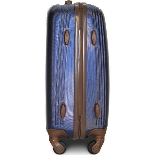 Чемодан Fly 1101 маленький темно-синий