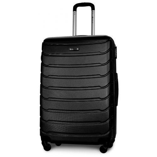 Набор чемоданов Fly 1107 4 штуки черный
