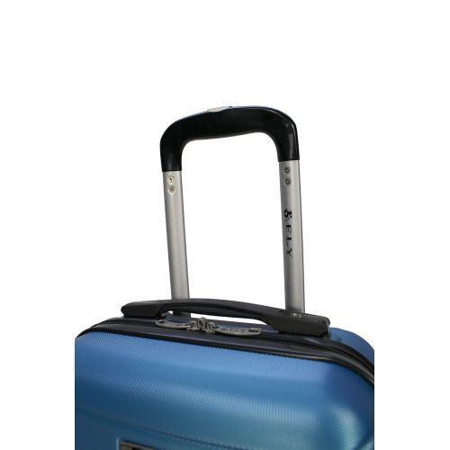 Чемодан Fly 1107 мини ручная кладь синий