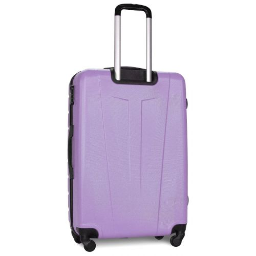 Набор чемоданов Fly 1107 3 штуки сиреневый