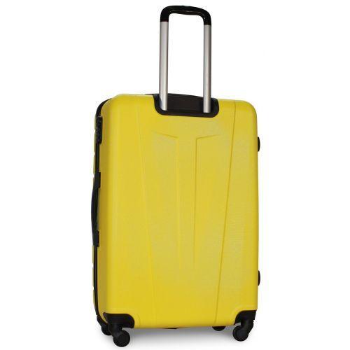 Чемодан Fly 1107 большой желтый