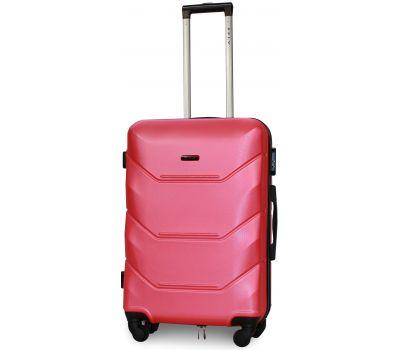 Чемодан Fly 147 средний розовый
