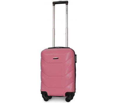 Чемодан Fly 147 мини ручная кладь светло-розовый