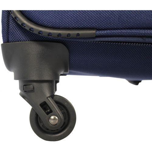 Чемодан Fly 1708-4XS мини ручная кладь синий