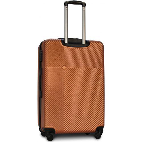 Чемодан Fly 2130 большой оранжевый