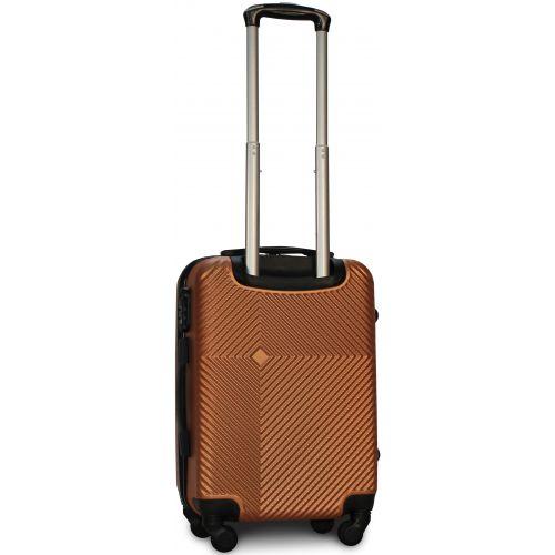 Чемодан Fly 2130 маленький оранжевый