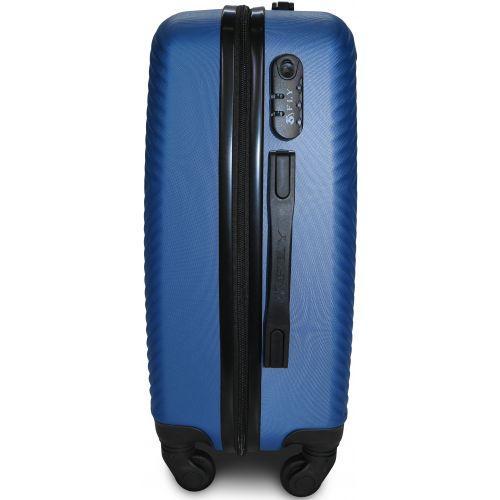 Чемодан Fly 2130 мини ручная кладь синий
