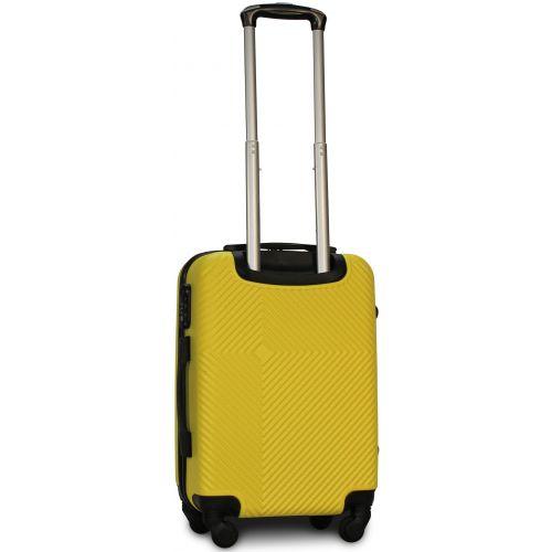 Чемодан Fly 2130 маленький желтый