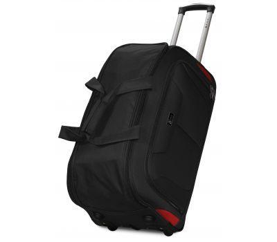 Дорожная сумка на 2 колесах Fly 2611 большая L черная