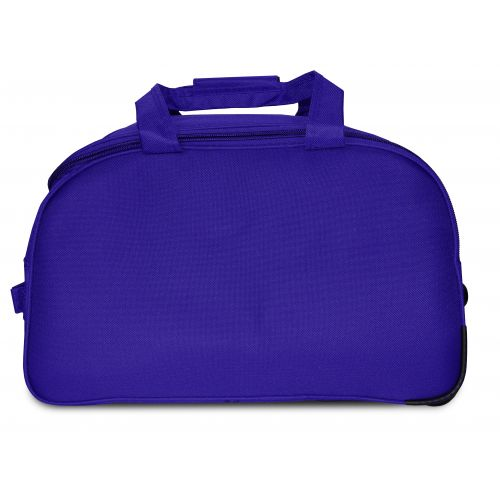 Дорожная сумка на 2 колесах Fly 2611 средняя M middle blue