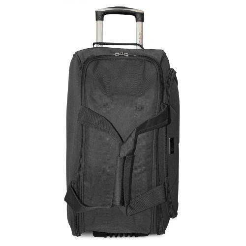 Дорожная сумка на 2 колесах Fly 2611 маленькая S серая