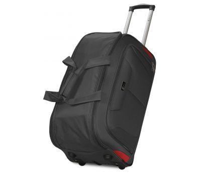 Дорожная сумка на 2 колесах Fly 2611 средняя M серая