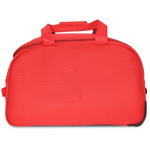Дорожная сумка на 2 колесах Fly 2611 маленькая S красная