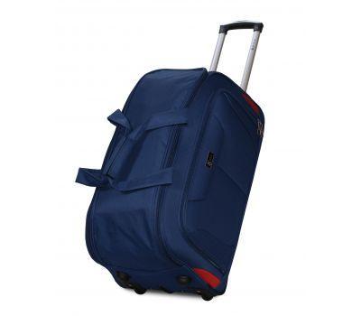 Дорожная сумка на 2 колесах Fly 2611 маленькая S синяя