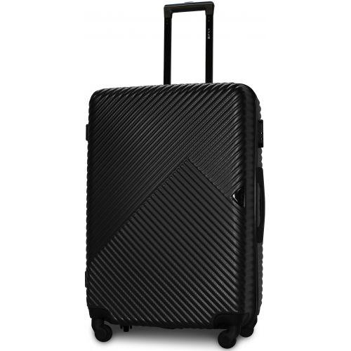 Набор чемоданов Fly 2702 3 штуки черный